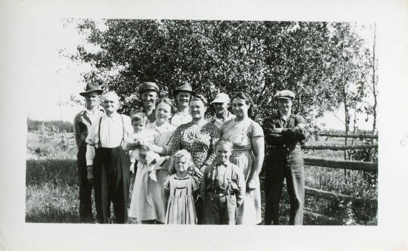 Reeves-Sklapsky family