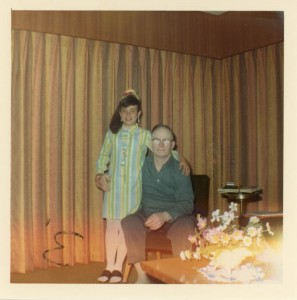 (Grandpa) Frank Sklapsky and ??