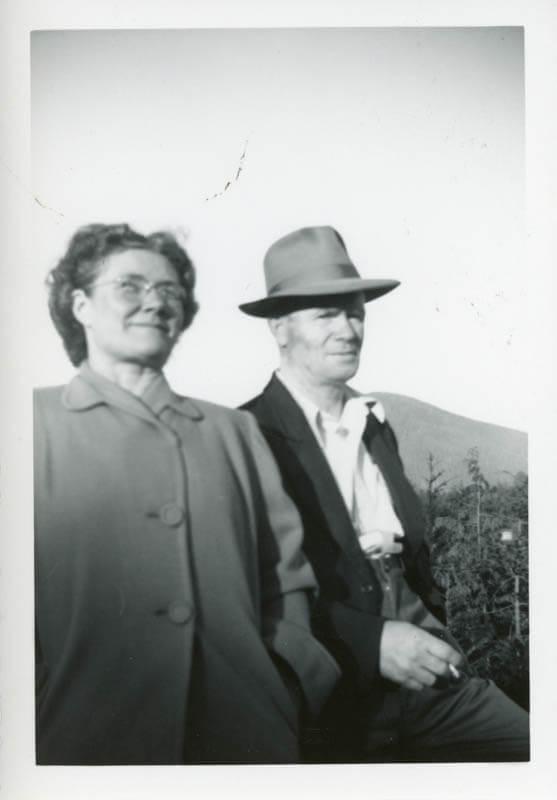 Frank and Bernice