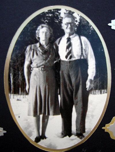 Old Family photos, New Family photos