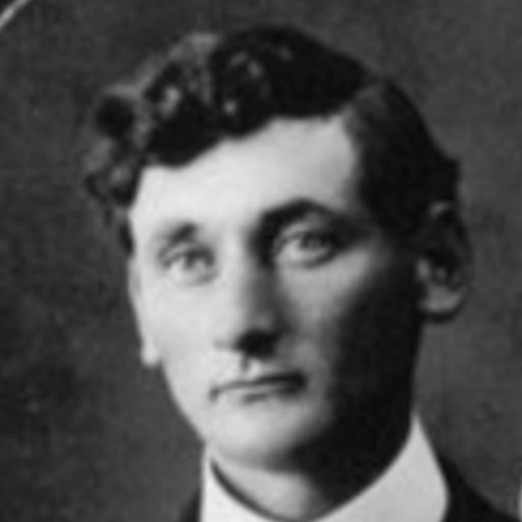 Memoirs of Hillsburgh – Clarence Federspiel (1909)